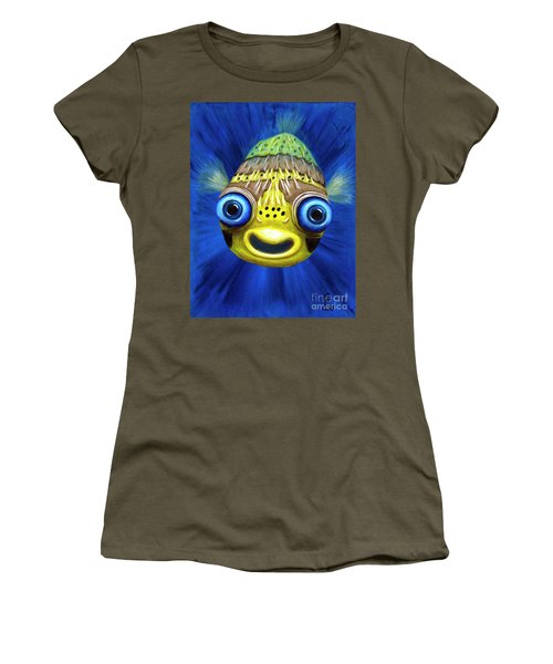 Whatcha Doin Women's T-Shirt (Athletic Fit)