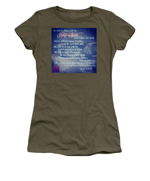 When Herod Was King Of Judea, There Was Women's T-Shirt