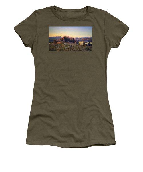 When The Land Belonged To God Women's T-Shirt