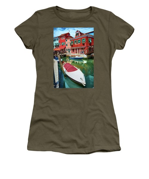 Where Did You Park The Boat? Women's T-Shirt