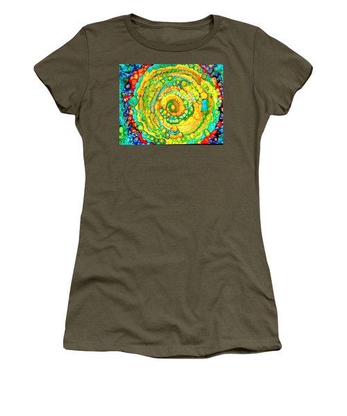 Whirling Women's T-Shirt