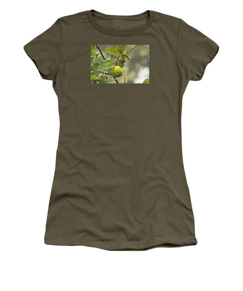 White Eye 3 Women's T-Shirt (Athletic Fit)