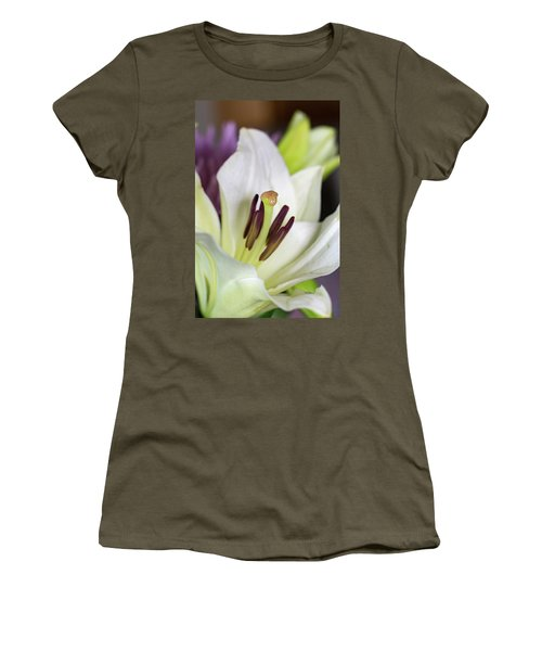 White Lily Women's T-Shirt