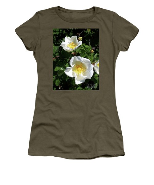 White Perfection Women's T-Shirt
