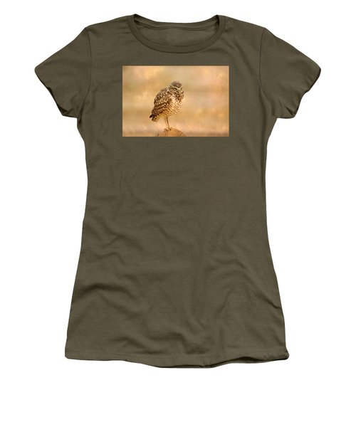 Whoo Me Women's T-Shirt (Athletic Fit)