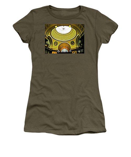 Wiesbaden Casino Women's T-Shirt (Junior Cut) by Sarah Loft