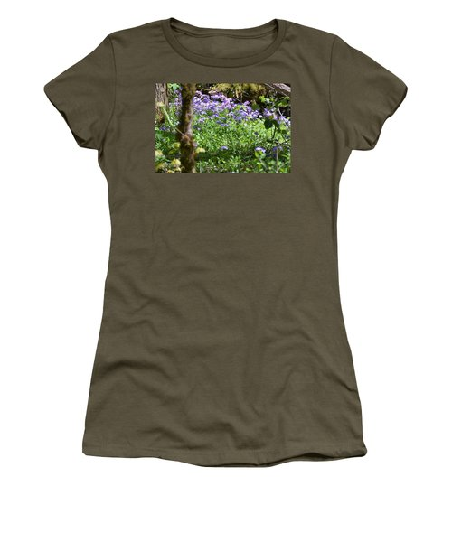 Wild Flowers On A Hike Women's T-Shirt
