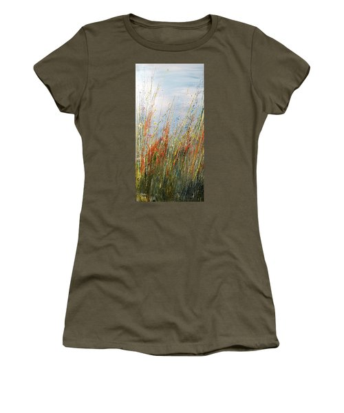Wild N Hay Women's T-Shirt (Athletic Fit)
