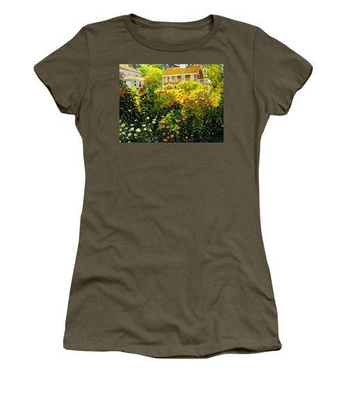 Wild Rose Country Women's T-Shirt
