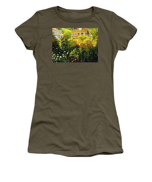 Wild Rose Country Women's T-Shirt
