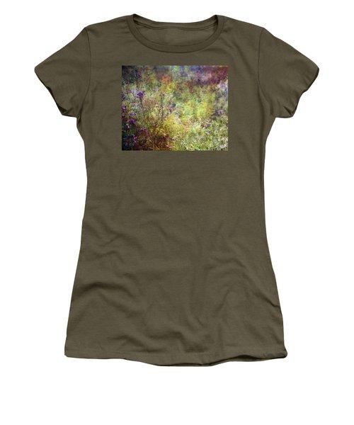 Wildflower Garden Impression 4464 Idp_2 Women's T-Shirt