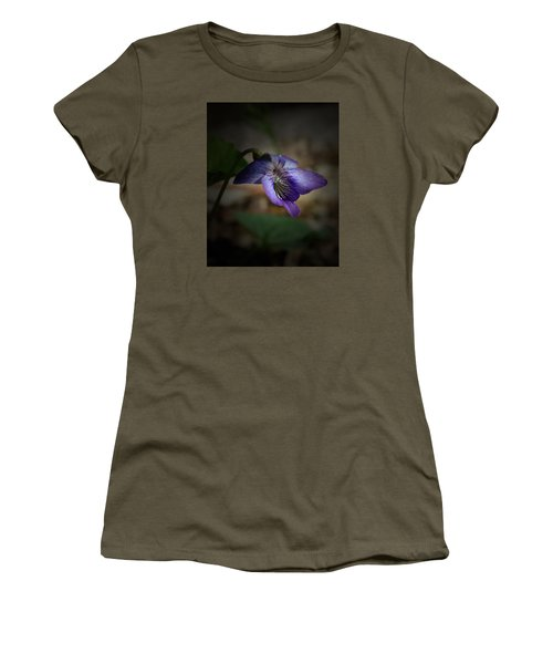 Wildflower Women's T-Shirt (Athletic Fit)