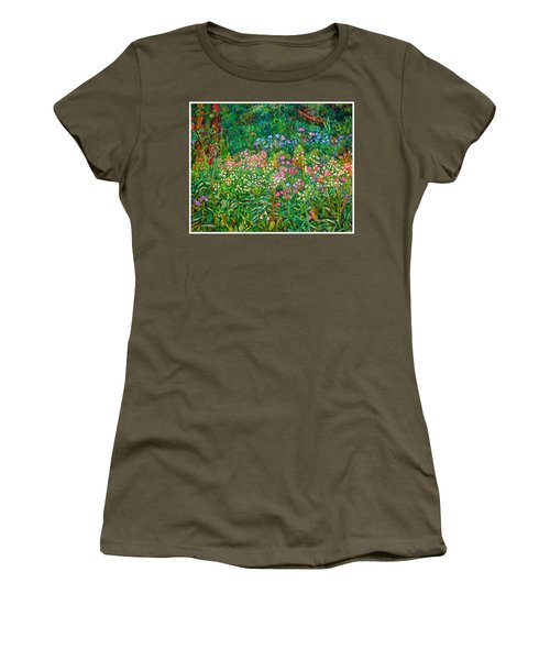 Wildflowers Near Fancy Gap Women's T-Shirt