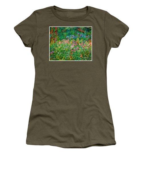 Wildflowers Near Fancy Gap Women's T-Shirt