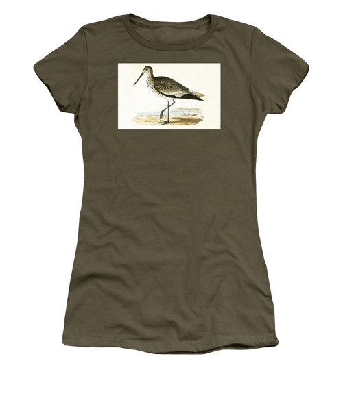 Willet Women's T-Shirt (Athletic Fit)