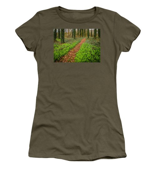 William Butler Yeats Woods Of Coole Park Women's T-Shirt