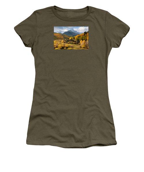 Willow Swamp Women's T-Shirt (Junior Cut) by Steve Stuller