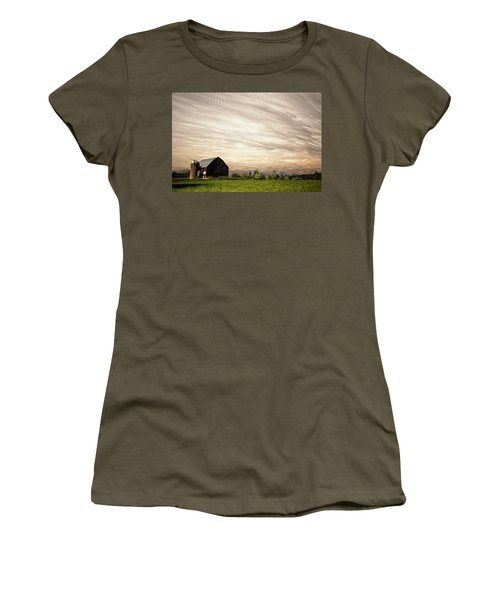 Wind Farm Women's T-Shirt (Athletic Fit)