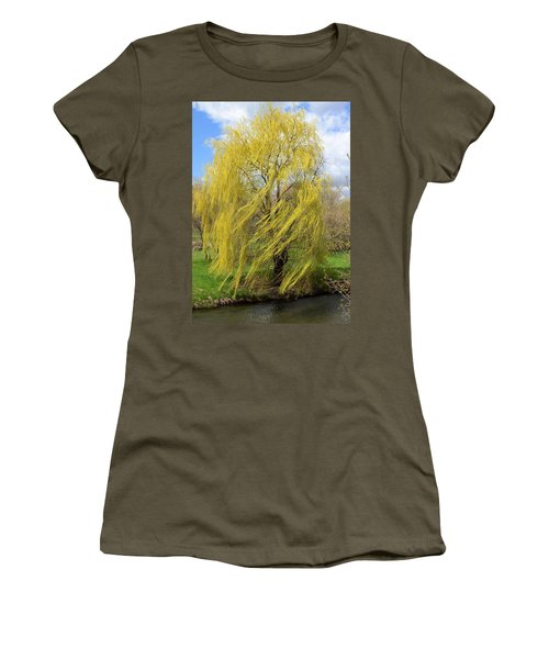 Wind In The Willow Women's T-Shirt
