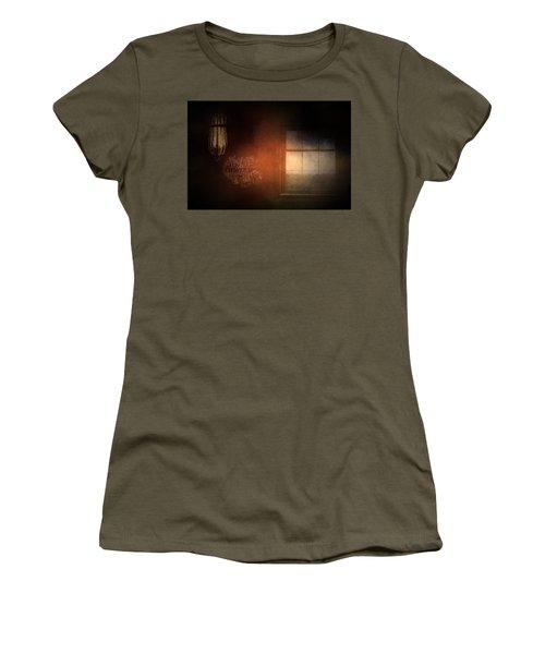 Window Art Women's T-Shirt