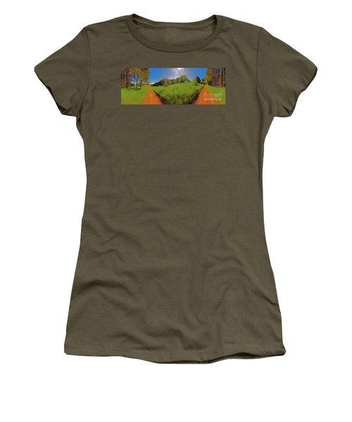 Wingate, Prairie, Pines Trail Women's T-Shirt