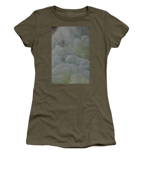 Winter Green Women's T-Shirt (Athletic Fit)