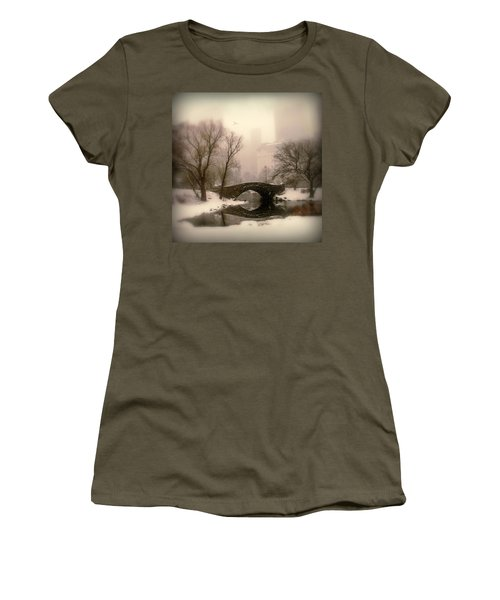 Winter Nostalgia Women's T-Shirt