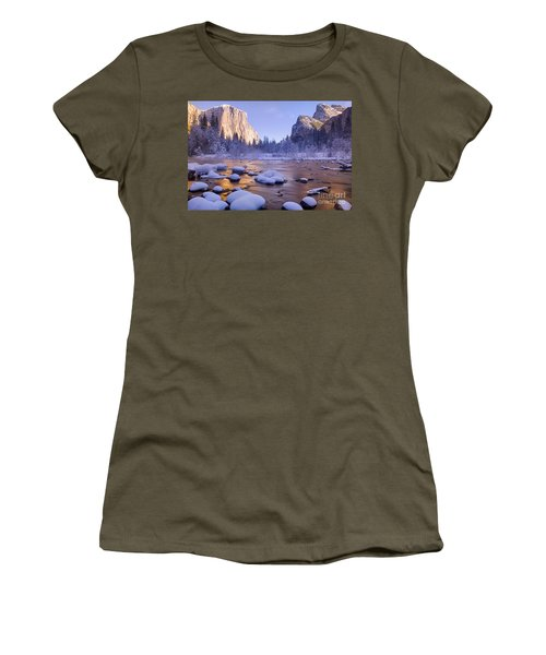 Winter Wonderland Women's T-Shirt