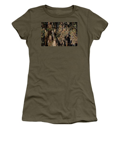 Wintering Monarchs Women's T-Shirt