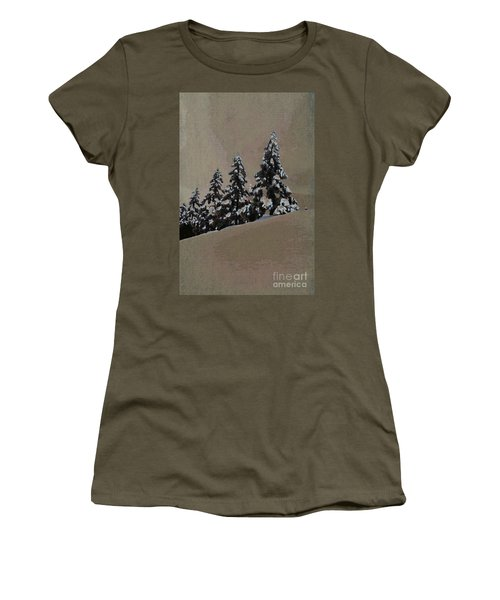 Winters Eve Women's T-Shirt