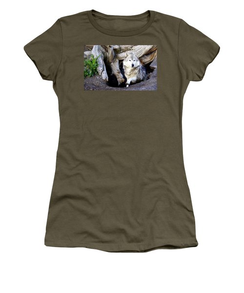 Wolf Den 1 Women's T-Shirt
