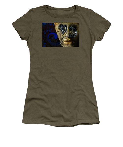 Wooden Man Women's T-Shirt