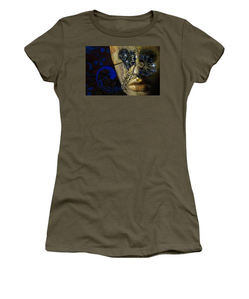 Wooden Man Women's T-Shirt