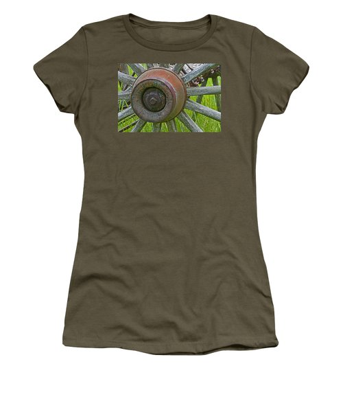 Wooden Spokes Women's T-Shirt