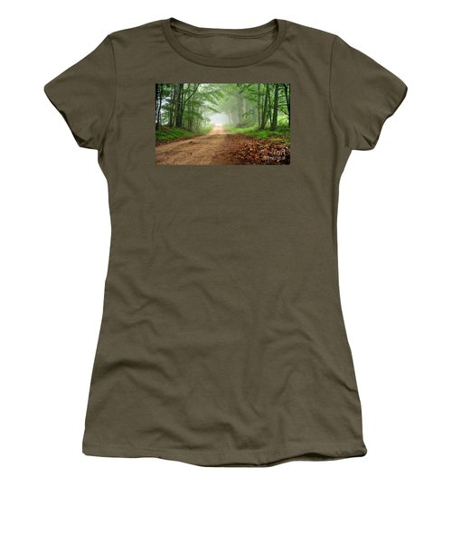 Woodland Journey Women's T-Shirt