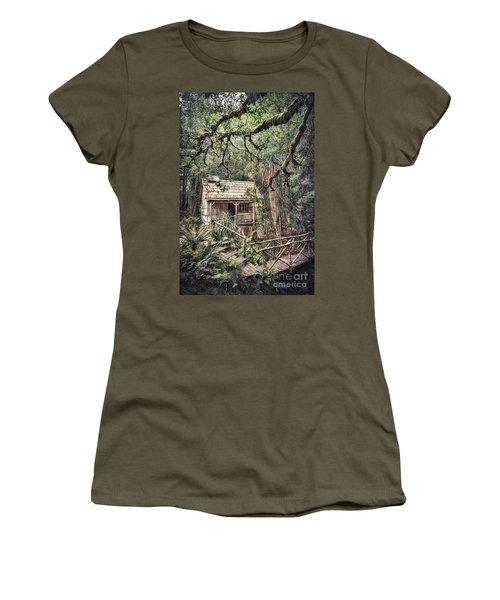 Woodland Mysteries Women's T-Shirt