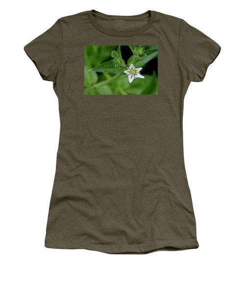 Woodland Wildflower Women's T-Shirt