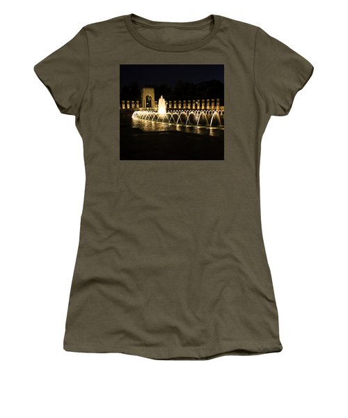 World War Memorial Women's T-Shirt