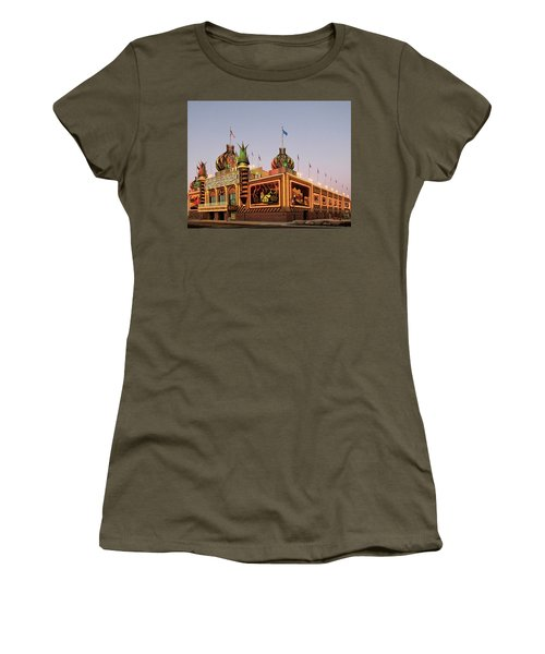 World's Only Corn Palace 2017-18 Women's T-Shirt