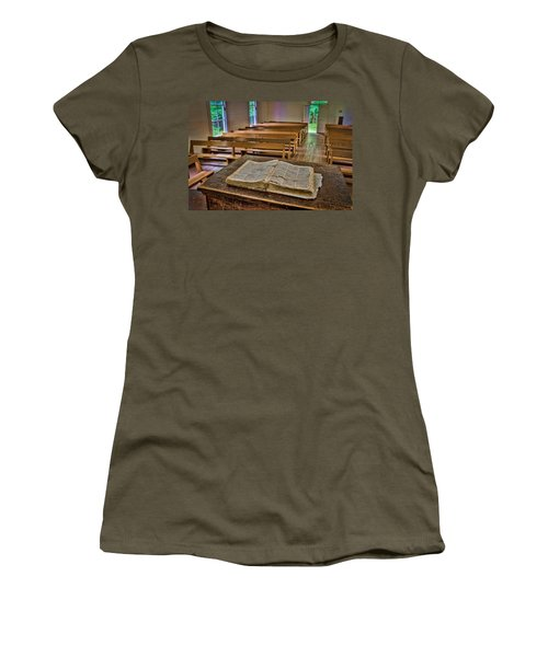 Worn  Women's T-Shirt