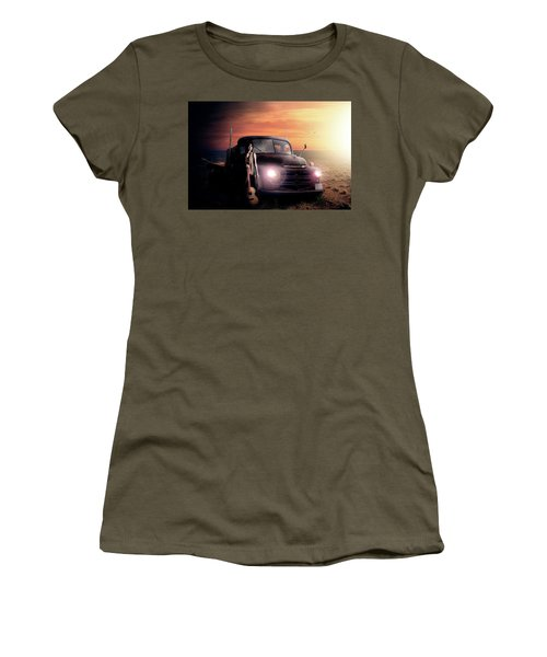 Wrecked  Women's T-Shirt (Junior Cut) by Nathan Wright