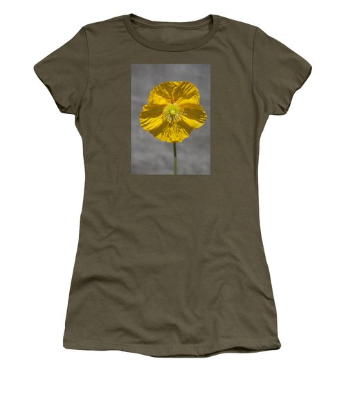 Wrinkled Beauty Women's T-Shirt (Athletic Fit)