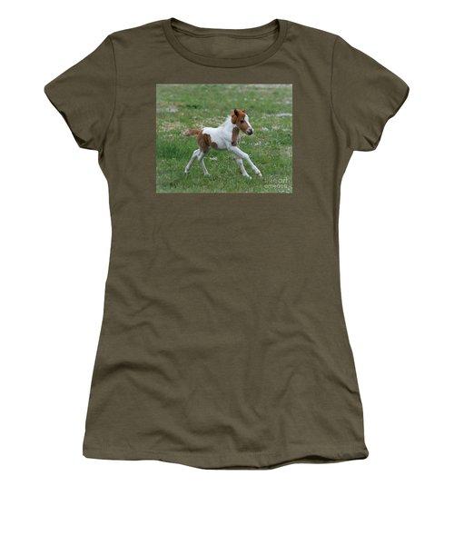 Wyatt Women's T-Shirt (Athletic Fit)