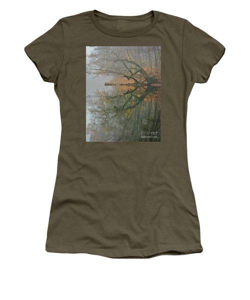 Yearming Women's T-Shirt (Junior Cut) by Tom Cameron