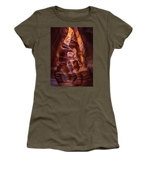 Years In The Making Women's T-Shirt (Junior Cut) by Eduard Moldoveanu