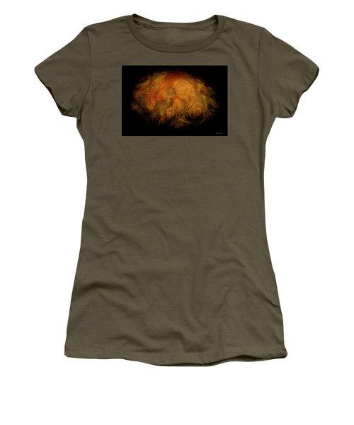 Yellow 3567 Signed Women's T-Shirt