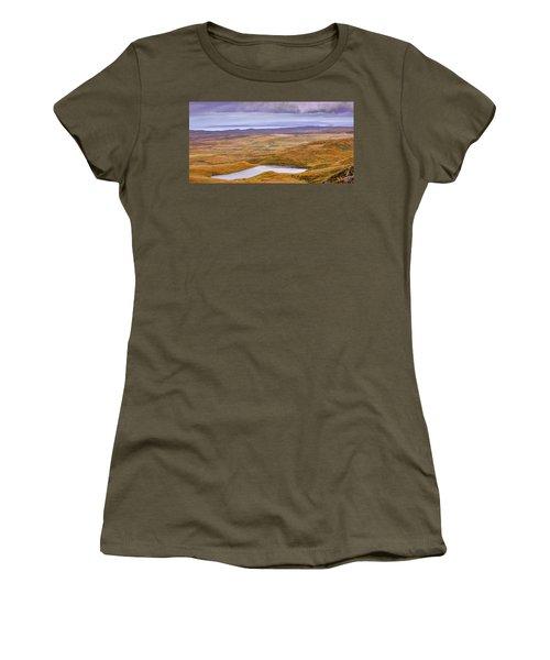 Yellow Autumn #g8 Women's T-Shirt