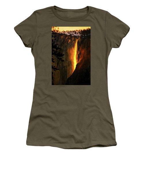 Yosemite Firefall Women's T-Shirt