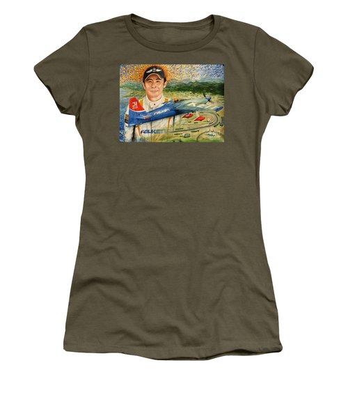 Yoshi Muroya Women's T-Shirt