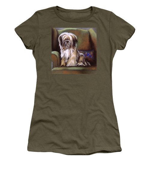 You Are In My Spot Again Women's T-Shirt